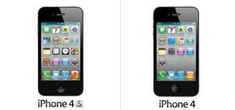Różnice między iPhone 4 a iPhone 4s