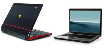 Różnice między laptopem a notebookiem