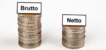 Różnice między brutto a netto