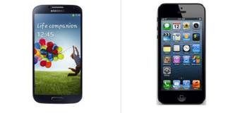 Różnice między Samsung Galaxy S4 a iPhone 5