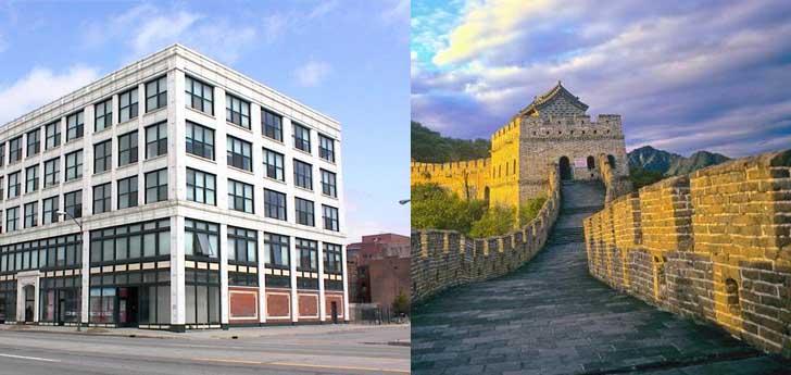 różnice między budynkiem a budowlą